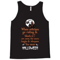 witches halloween Tank Top