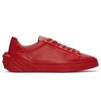 Versace Leather Old Skool Sneakers Sport Shoes-2