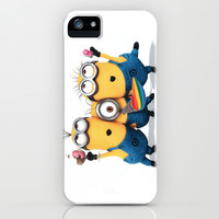 Minion Shakes iPhone & iPod Case by Harry Martin