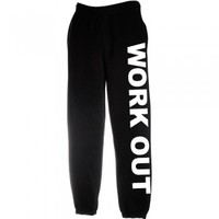 Work Out Jogger