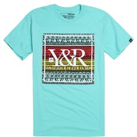 Young & Reckless Trademark Tribal T-Shirt - Mens Tee - Ice
