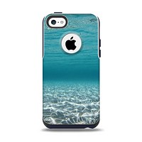 The Under The Sea V3 Scenery Apple iPhone 5c Otterbox Commuter Case Skin Set