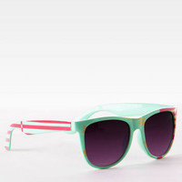 OLD GLORY SUNGLASSES IN MINT