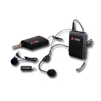 Axess Professional Wireless Microphone System