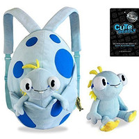 Blizzcon - Cute but Deadly Murloc Baby Backpack