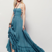 Maxi Dress Sexy Backless Prom Dress One Piece Dress [10611574223]