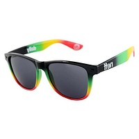 Neff - Daily Rasta Spray Sunglasses