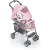 Brevi Hello Kitty Grillo 2.0 Buggy Lightweight pink - Collection 2014 on Prams.net.