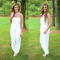 Chic In The City Jumpsuit