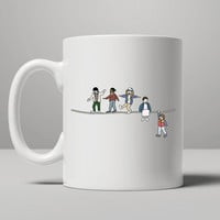 Stranger Things The Acrobats and the Fleas Coffee Mug