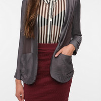 Urban Outfitters - Silence & Noise Relaxed Drapey Blazer