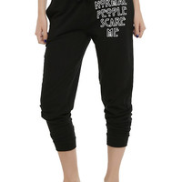 American Horror Story Normal People Scare Me Girls Jogger Pants