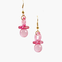 BB Pacify Me Earrings - Pink
