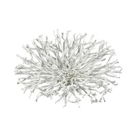 Wistmans Wood Botanical Hemisphere - White White