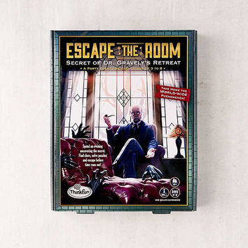 Escape The Room Game   Urban Outfitters