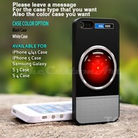 HAL 9000 HELLO DAVE - For iPhone 5 Black Case Cover