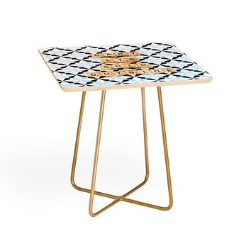 Happee Monkee Baby Its Cold Outside Side Table