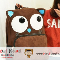 New Cute Animal Monster Adjustable Backpack School Bag KK2