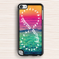 fluorescent sea ipod touch 5 case,beautiful ipod 4 case,vivid sea ipod 5 case,totem ipod touch 5 case,personalized ipod touch 5 case,hakuna matata ipod touch 4,new design gift ipod touch 4
