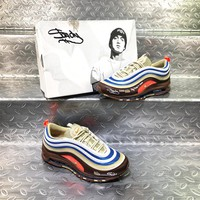 Nike Air Max 97 Eminem Fashion Sport Shoes - Best Online Sale