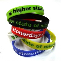 STONERDAYS HIGHER STATE OF MIND BRACELET