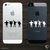 The Beatles Help iPhone Decal / iPhone Sticker