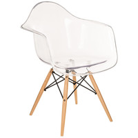 Transparent Chair | Hobby Lobby | 1062538