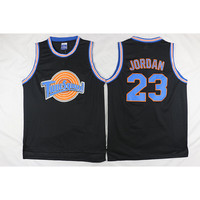#23 Tune Squad Space Jam Throwback Jersey