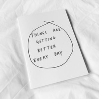 BETTER EVERY DAY BOOK