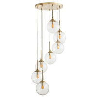 Arteriors Home McKinley Fixed Chandelier - Arteriors 89964