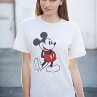 DIANE MICKEY MOUSE TOP
