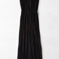 AEO Women's Cinched Maxi Dress