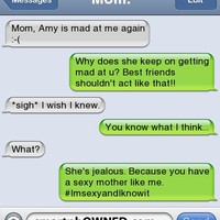 16 Painfully Awkward Family Texts - Autocorrect Fails and Funny Text Messages - SmartphOWNED