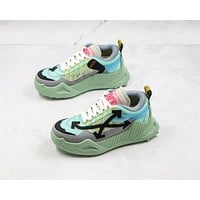 OW c/o ODSY-1000 Sneakers Green Size 36-45