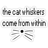 dan and phil whiskers come from within by youtuber-club