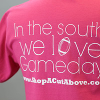 A Cut Above Gameday Tee