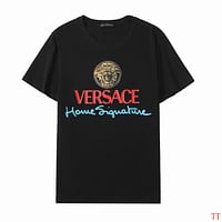 Versace Woman Men Fashion Tunic Shirt Top Blouse