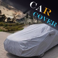 SUV Car Cover Sunshade Outdoor Sun Rain Snow Cover Anti UV Scratch Resistant Dustproof Car Accessories Universal Free Shipping