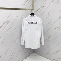 cc kuyou Vetements Shirt