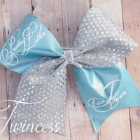 Cheer Bows for Flyers, Pretty little flyer, Flyer cheer bows, cheer bows, gifts for flyers, pretty little liars,