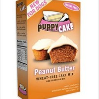 Favorite Cake Mix with Frosting by Puppy Cake