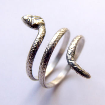 Hot selling fashion cool Victorian hot sale Steampunk ring luxury snake ring sterling silver ring Armenia Armenian jewelry silver jewelry