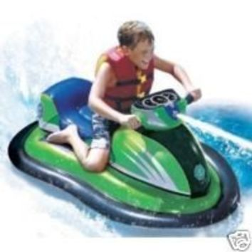 Banzai Wave Rider Motorized Inflatable Boat