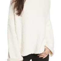 Free People Cuddle Up Pullover | Nordstrom