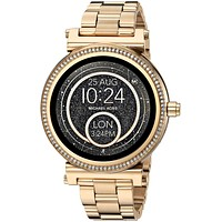 Michael Kors Access Gen 3 Sofie Touchscreen Smartwatch Powered with Wear OS by Google Gold Tone