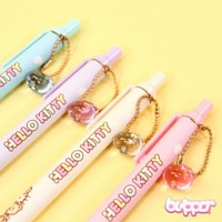 Hello Kitty Ball Pen with Charm