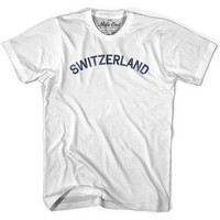 Switzerland City Vintage T-shirt