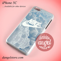 Nike In Cloud 2 Phone case for iPhone 5C and another iPhone devices