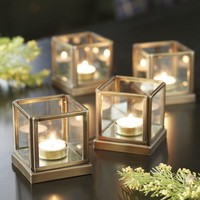 Set of 4 Le Marais Tea Light Holders