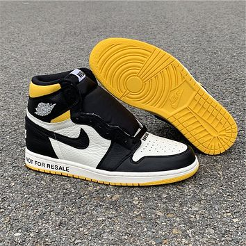 "Air Jordan 1 NRG OG High ""No L's"" 861428-107"